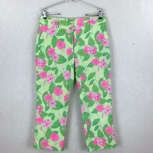 Lilly Pulitzer Gorgeous Capris